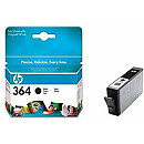Hewlett Packard NO 364 BLACK INK CARTRIDGE, 250 PGS