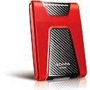A-Data Durable HD650, 1TB, USB3.0, Red
