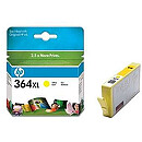 Hewlett Packard NO 364XL YELLOW INK CARTRIDGE, 750 PG