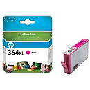 Hewlett Packard NO 364XL MAGENTA INK CARTRIDGE, 750 P
