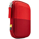 CaseLogic Portable Hard Drive Case, Burgundy
