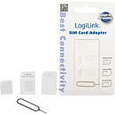 Logilink Dual Sim Card Adapter