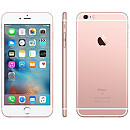 Apple iPhone 6s Plus, 64GB, Rose Gold