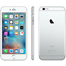 Apple iPhone 6s Plus, 16GB, Silver