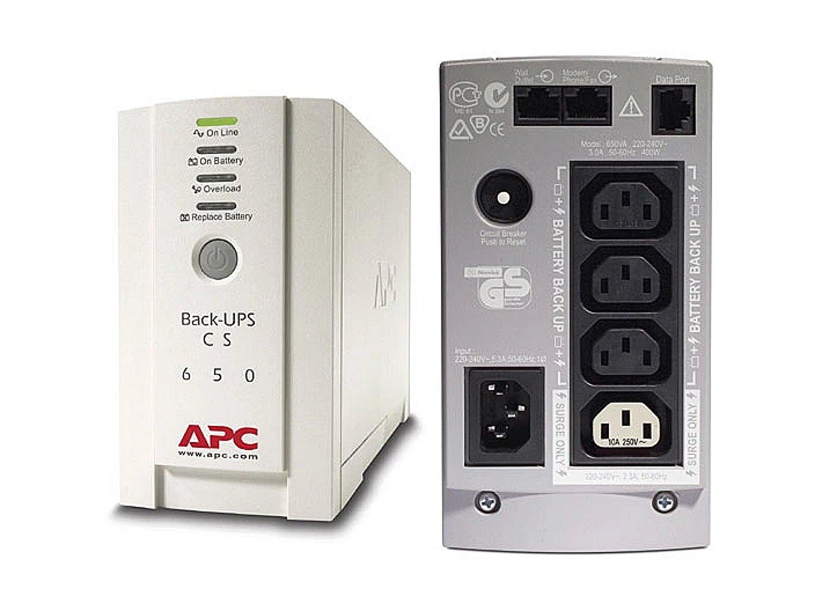Apc back-ups bk650ei cs 650 ups 400w 650 va!!! 220 v!!! | ebay.