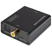 Assmann AUDIO CONVERTER DIGITAL ANALOG 2-WAY