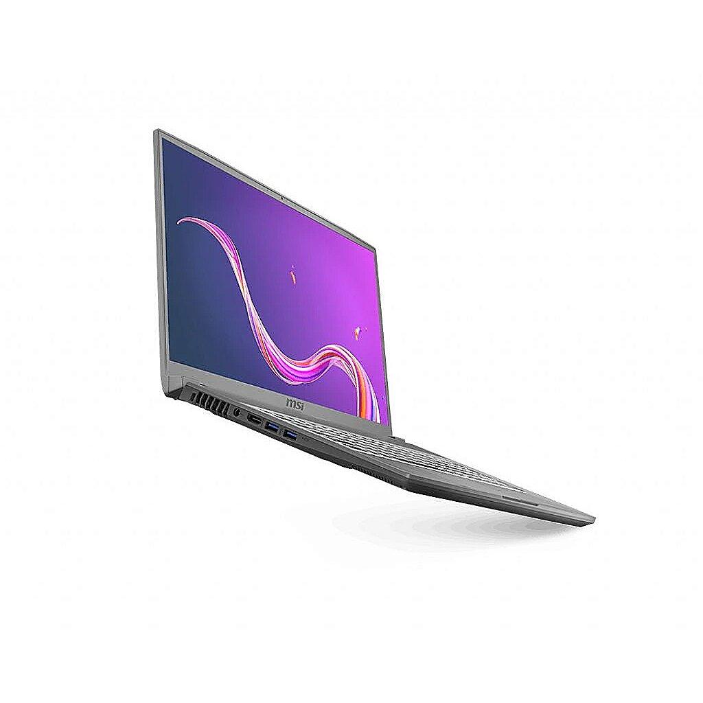 "MSI Creator 17M A10SD-207NL, 17.3"" FHD IPS 144Hz, i7-10750H, 16GB, 512GB SSD, GeForce GTX 1660 Ti Max-Q 6GB, Windows 10 Home (CREATOR17MA10SD-207NL)"