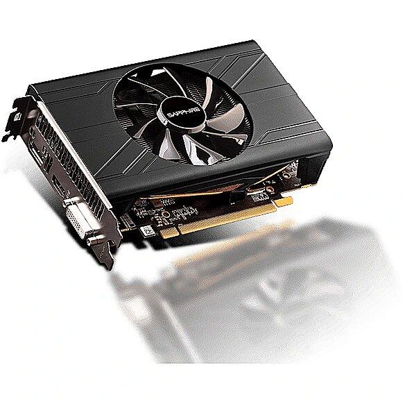 Sapphire Radeon Rx 570 8gb Gddr5 Pulse Itx 11266 37 20g