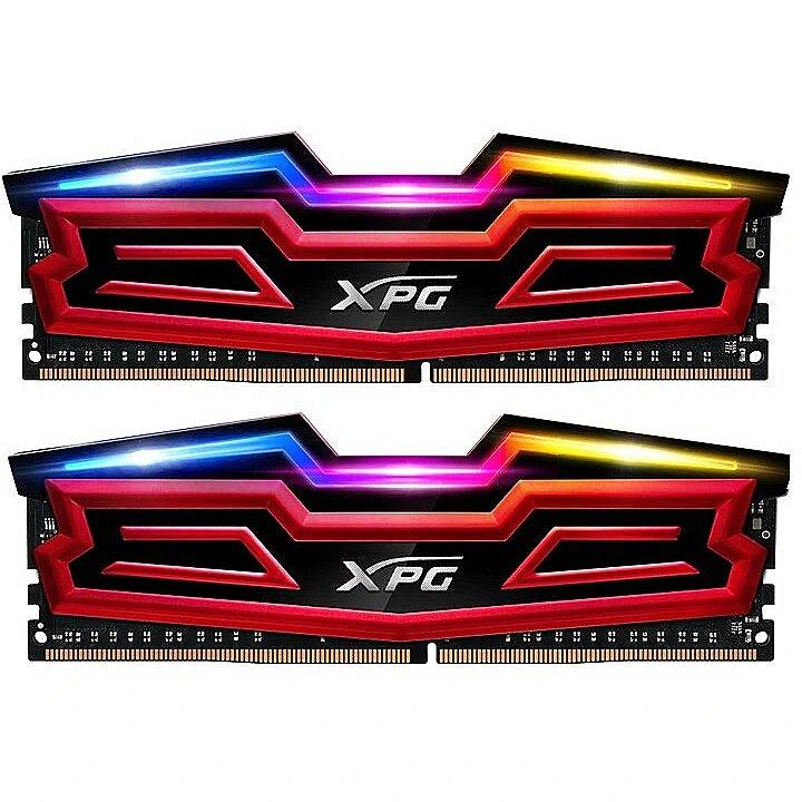 A-Data XPG SPECTRIX D40, 16GB, DDR4, 3600Mhz, CL16, Kit of 2