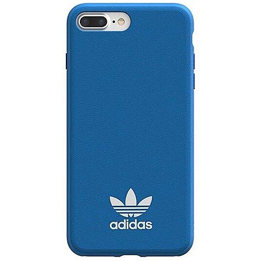 Adidas OR Moulded Silicone Case for Apple iPhone 6 Plus / 6S Plus / 7 Plus / 8 Plus Blue (EU Blister)