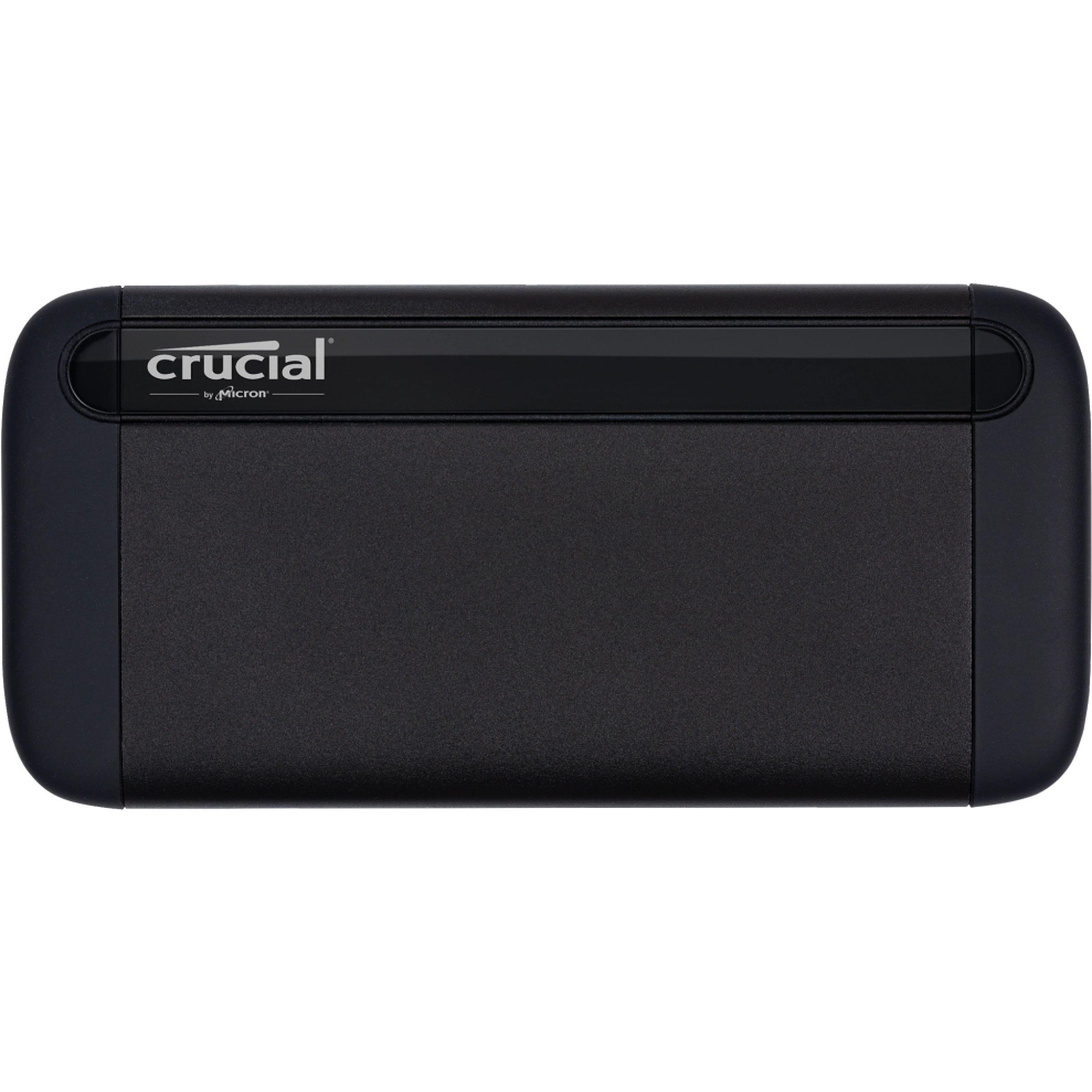 Crucial X8 Portable SSD 1TB, 2.5