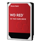 Western Digital 6TB, 5400rpm, 256MB, SATA III, Red