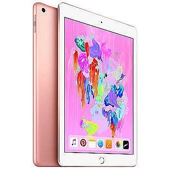 Apple iPad, Wi-Fi, 128GB, Gold