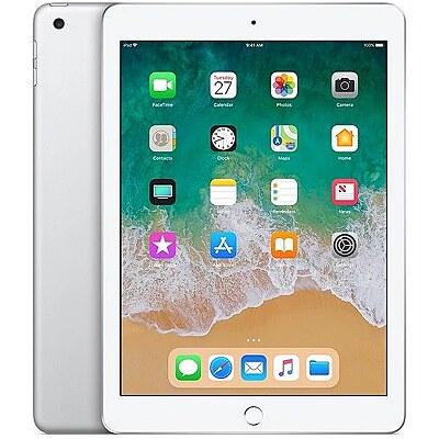 Apple iPad, Wi-Fi, 32GB, Silver
