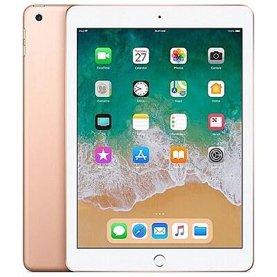 Apple iPad, Wi-Fi, 32GB, Gold