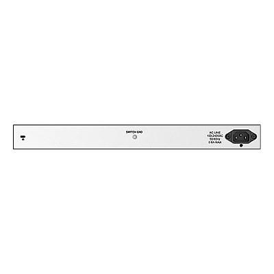 D-Link 24-port 10/100/1000 Base-T with 4 x 1000Base-T /SFP ports Metro  Ethernet