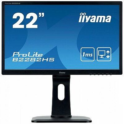 Iiyama B2282HS-B1, 22