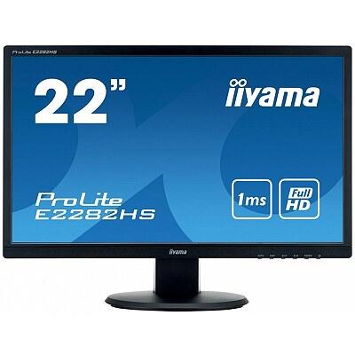Iiyama E2282HS-B1, 21,5