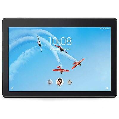 """Lenovo Tab E10 TB-X104F Black, 10.1"""" IPS, Snapdragon 210, 2GB, 16GB, Android 8.1"""