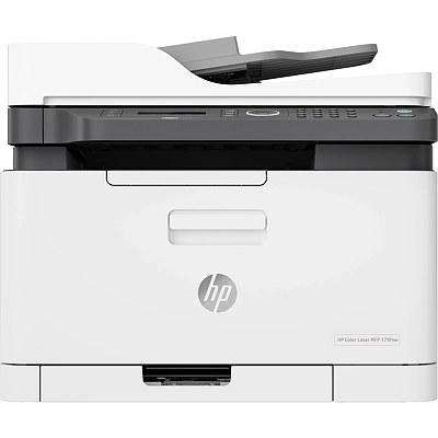Hewlett Packard Laser MFP 179fnw Color