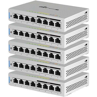 CISCO Catalyst 2960-CX 8 Port PoE, LAN Base (WS-C2960CX-8PC-L)
