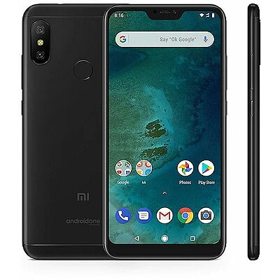 Xiaomi Mi A2 Lite, 32 GB, Black