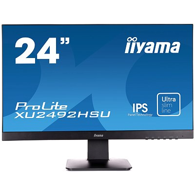 Iiyama ProLite XU2492HSU-B1, 23.8