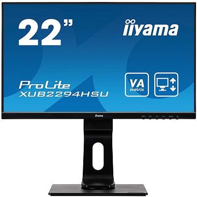 Iiyama XUB2294HSU-B1, 21.5