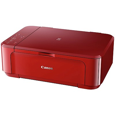 Canon Pixma MG3650S, Red
