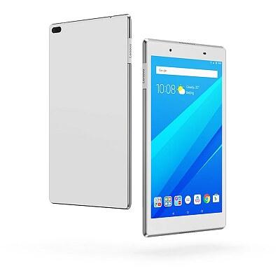 "Lenovo Tab4 8 TB-8504X White, 8"" HD IPS, Snapdragon 425, 2GB, 16GB, LTE, Android 7.1"