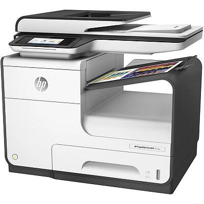 Hewlett Packard PageWide Pro 477dw MFP