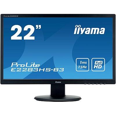 Iiyama ProLite E2283HS, 21.5