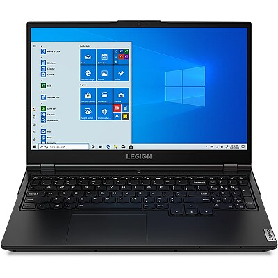 Lenovo Legion 5 15ARH05 Phantom Black, 15.6