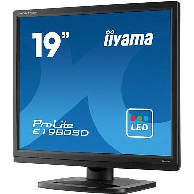 Iiyama ProLite E1980SD-B1, 19