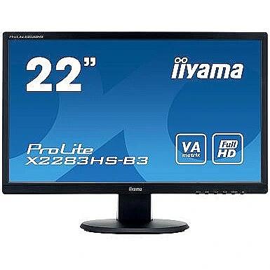 Iiyama ProLite X2283HS-B3, 21.5